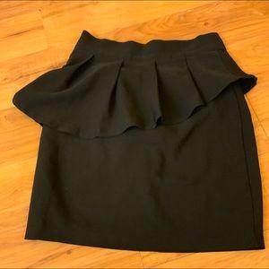 Charlotte Russe Ruffle Skirt